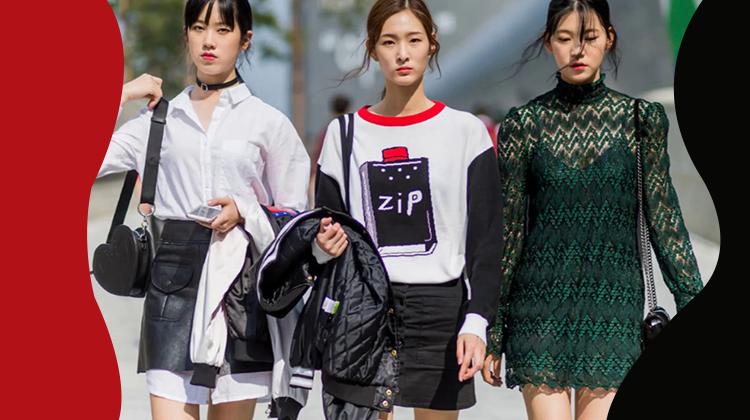 Fashion Trends - Koreaanse dure modetrends en hoe u hiervan kunt profiteren