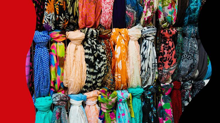 Fashion Trends - Hoe combineer je een mooie foulard met je favoriete looks?