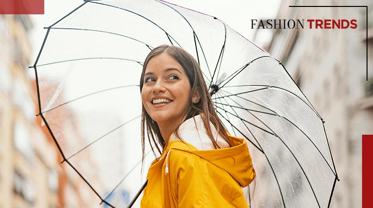 Fashion Trends - Zie er altijd goed uit, ongeacht het weer!Moet kleding hebben voor het regenseizoen