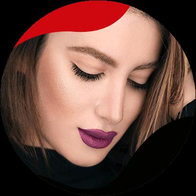 Fashion Trends - Gebruik geen flitsende make-up op uw ogen om uw lipkleur te accentueren