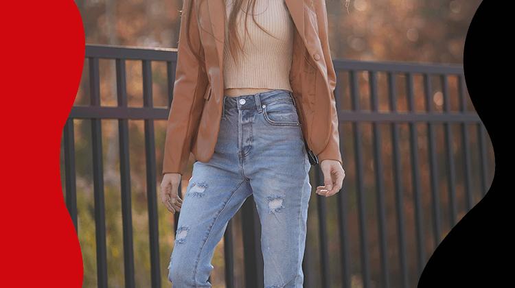Leer je fashionable jeans combineren met de volgende tips
