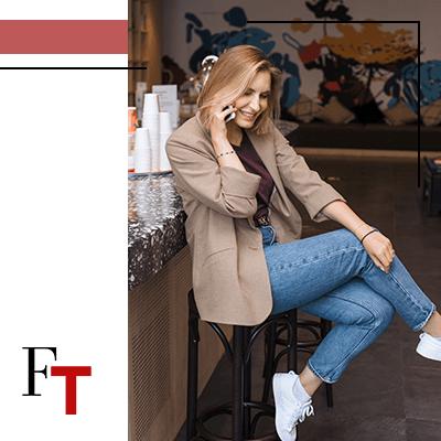 Fashion Trends - Blazer, Bereik de perfecte look met je favoriete Levi's jeans