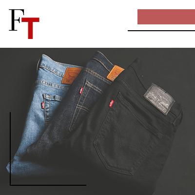 Fashion Trends - Redenen waarom je een paar moet hebbenLevi'sjeans in je garderobe