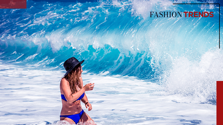 Fashion Trends - En wil je opvallen, draag je bikini dan binnenstebuiten.