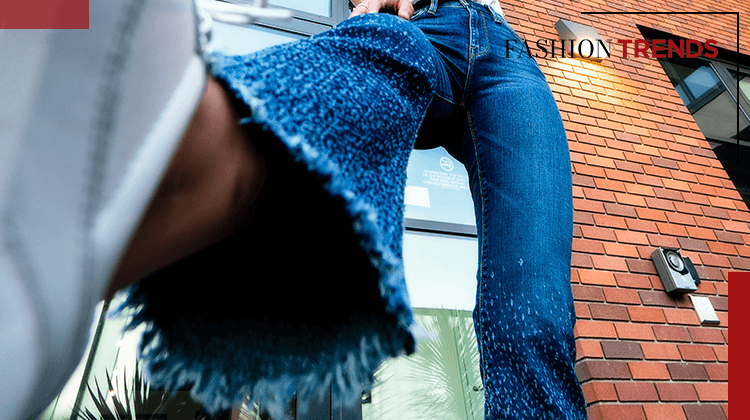 Fashion Trends - Word verliefd op een flared broek en doe mee met de trend deze zomer!
