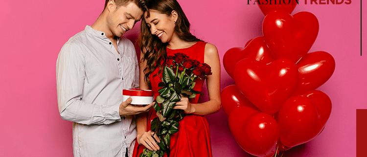 Fashion Trends - De perfecte kleding voor Valentijnsdag