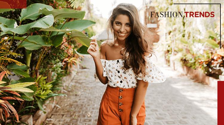 Fashion Trends - Blijf altijd modieus met bloemenprints