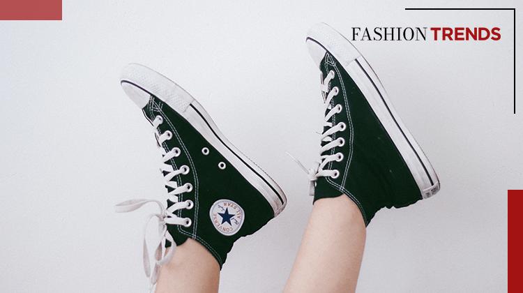 Fashion Trends - Match je favoriete paarConverse met je mooiste outfits
