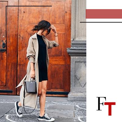 Fashion Trends - ... Je accessoires kunnen ook goed samengaan met je paar converses