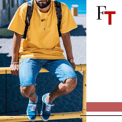 Fashion Trends - Midi bermuda's
