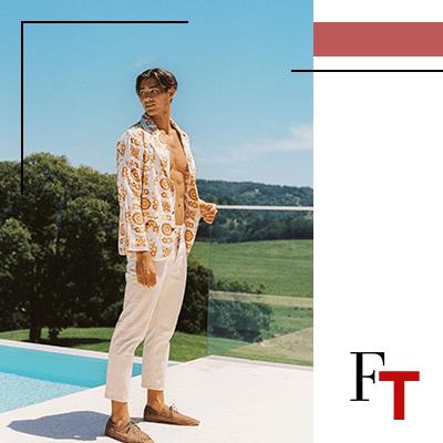 Fashion Trends - Retro golf