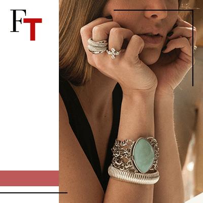 Fashion Trends - Juwelen, zomeroutfits voor dames