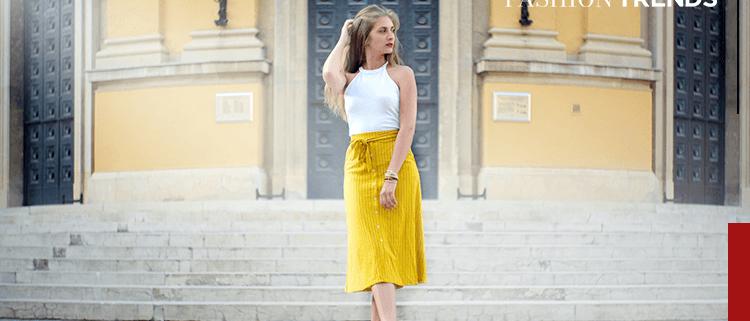 Fashion Trends - De beste manier om een rok te dragen om op te vallen