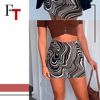 Fashion Trends - Je lengte is ook belangrijk om te beslissen welke rok bij je past