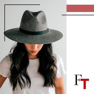 Fashion Trends - Brede rand.