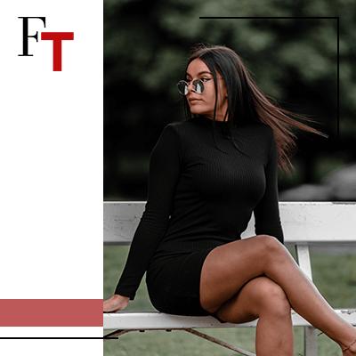 Fashion Trends - Onze trouwe vriend: de zwarte jurk, zomerlooks