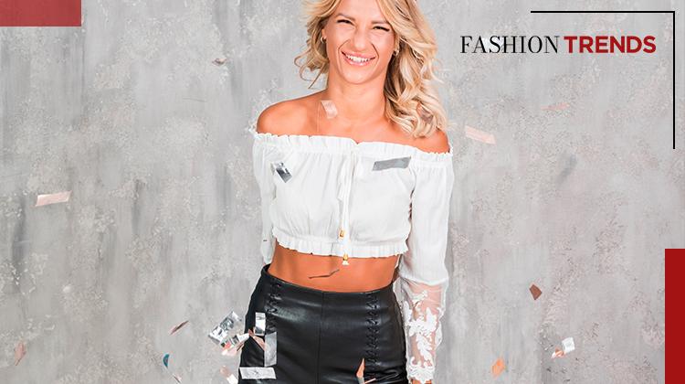 Fashion Trends - De beste manier om een leren shorts te dragen