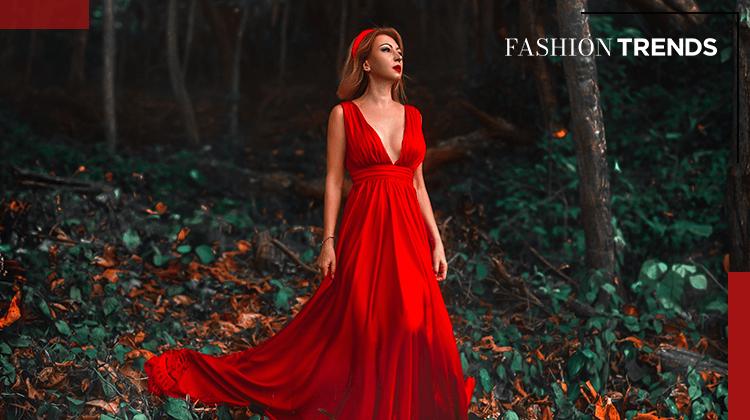 Fashion Trends - Gedrapeerde looks, het meest trendy dat iedereen leuk vindt