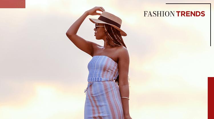 Fashion Trends - Kleed je om indruk te maken om naar het strand te gaan