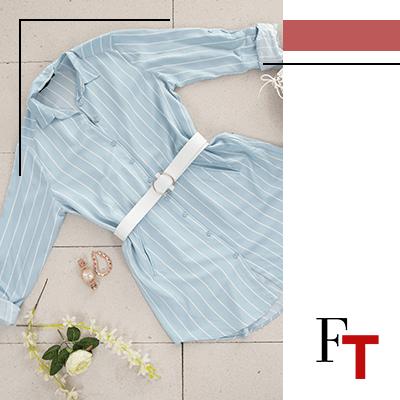 Fashion Trends - Open overhemden