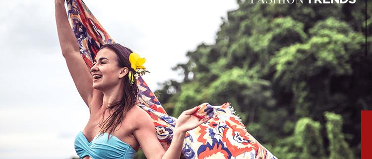 Fashion Trends - Zo draag je je favoriete sarong naar het strand!