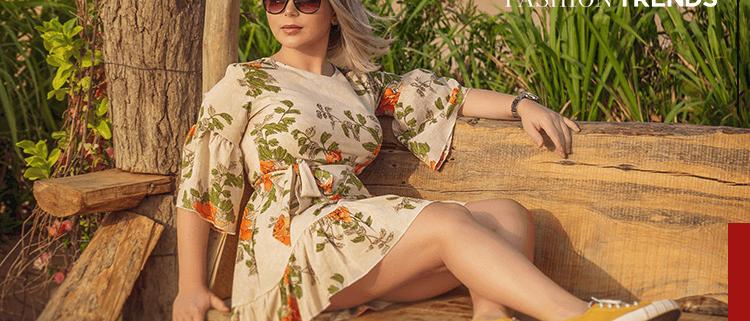 Fashion Trends - Hoe combineer je dit seizoen sneakers met jurken?