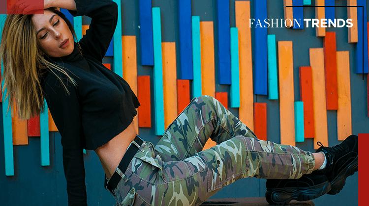 Fashion Trends - Hoe creëer je een snelle militaire look