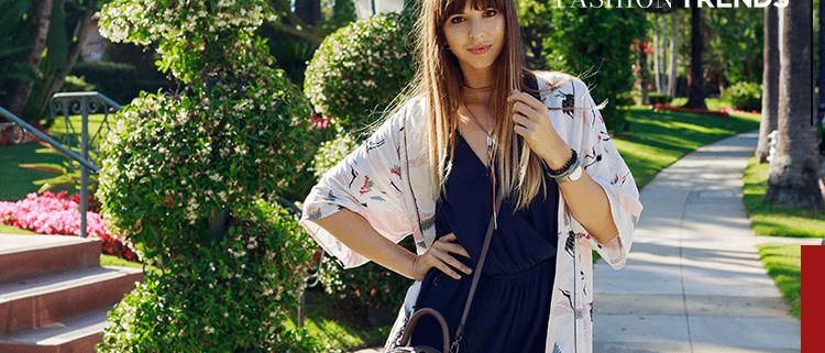 Fashion Trends - Hoe kimono te dragen tijdens de herfst?