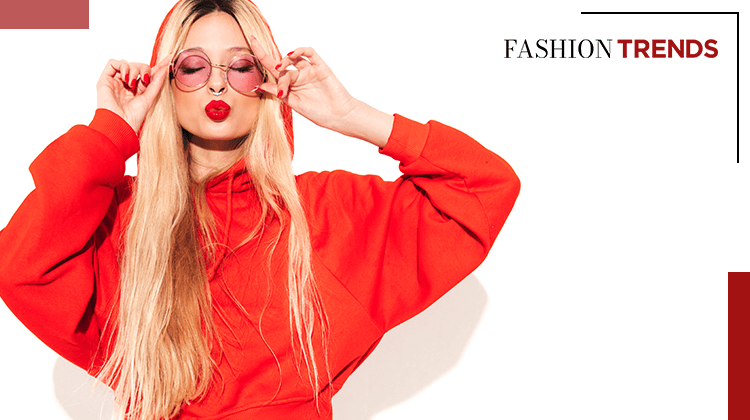 Fashion Trends - Ideeën om je sweatshirt met stijl te dragen