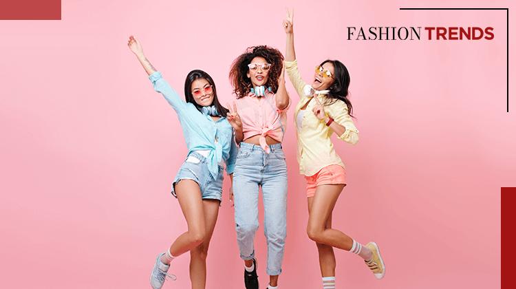 Fashion Trends - Sorbet kleuren voor deze geweldige zomer van 2021