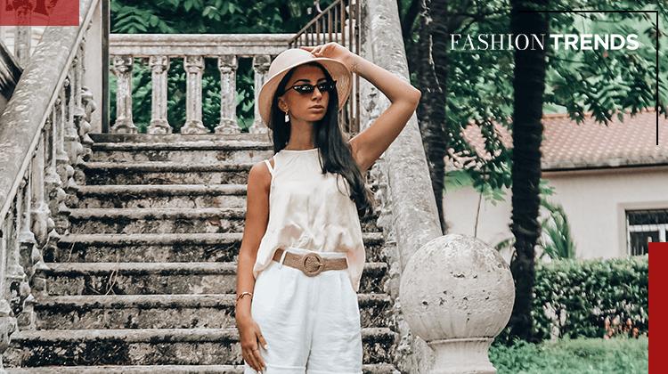 Fashion Trends - Blijf fris in de zomer met de beste outfits