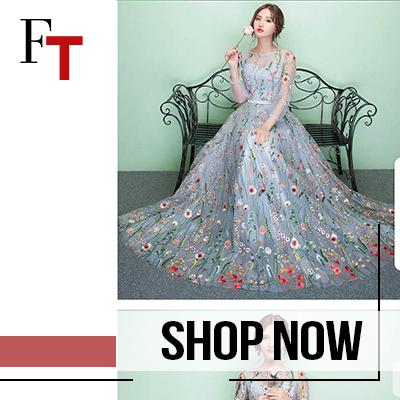 Fashion Trends - Overdag bruiloft