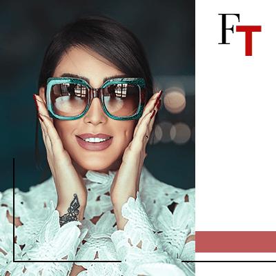 Fashion Trends - Vierkant en groot - Zomer en zonnebrillen