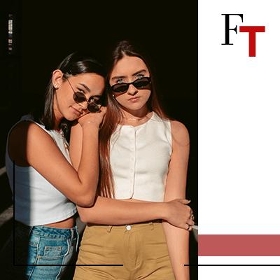 Fashion Trends - De kracht van mysterie - Zomer en zonnebrillen