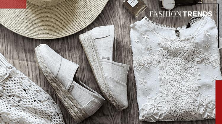 Fashion Trends - De nieuwste trend: espadrilles zijn in de mode in 2021