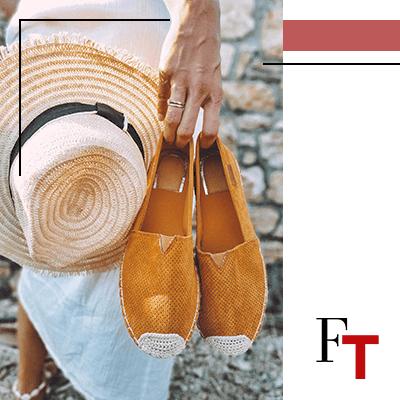 Fashion Trends - Espadrilles, er zijn voor elk wat wils