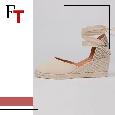 Fashion Trends - Espadrilles voor dames
