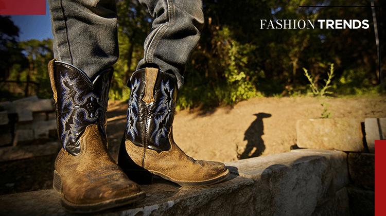 Fashion Trends - De beste cowboylaarzen voor heren deze zomer